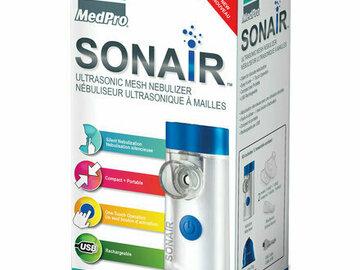 SALE: Sonair Ultra Sonic Mesh Nebulizer | Buy Online Shipped Nationwide