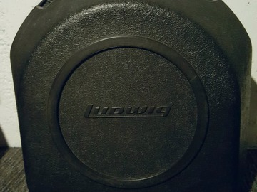 Selling with online payment: Ludwig 1970s UFO snare drum case