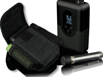 "Post Products: Arizer Go ""ArGo"" Portable Vaporizer"