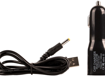 Post Products: Arizer Air Car Charger