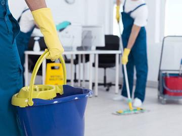 Servicios: Estimados Gratis - Mantenimiento y Limpieza
