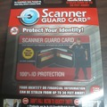 Buy Now: Scanner Guard Card