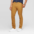 Compra Ahora: 30 Pairs New Slim Chino Mens Pants by Goodfellow & Co. $690 Value