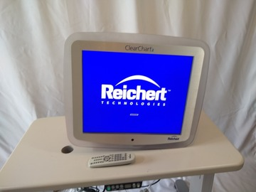 Selling with online payment: Reichert ClearChart 2 Digital Acuity System