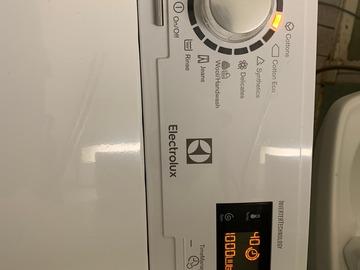 Myydään: Electrolux Steamcare A+++ washing machine for sale