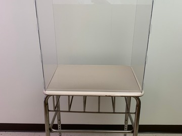 Sell your product: Thick Student Desk Sneeze Shield