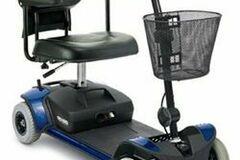SALE: Pride Go Elite Traveler 4 Wheel Scooter