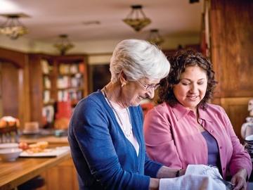 QUOTE: In-Home Caregiver Service   Portland, OR