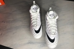 Buy Now: (17)HOT TICKET ITEM! NEW Nike Force Savage Pro Shark Promo Cleats