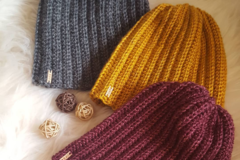Selling with online payment: Coffee House Unisex Slouch Beanie Hat
