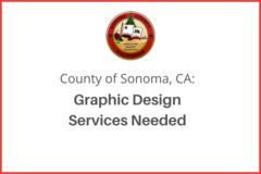 Announcement: Graphic Design Services Needed