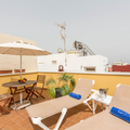 For queries only: Se alquila duplex con terraza