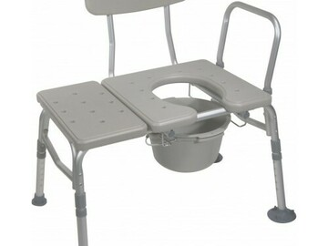 SALE: Combination Transfer Bench/Commode