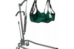 RENTAL: Manual Hydraulic Patient Lift Rental | Delivered in Scarborough