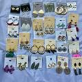 Buy Now: 50 Pair All Designer Name Brand Earrings- All Quality