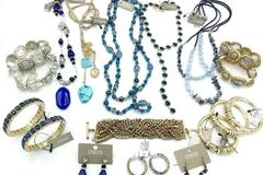 Buy Now: 12 Pieces All Chico's Jewelry Necklaces, Bracelets, Earrings