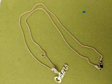 Other Item: (SOLD) New 14k 585 real Gold Chain Necklace