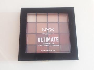 Venta: Nyx paleta sombrasUltimated Warm Neutrals