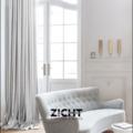 .: Verduisterende XL gordijnen   Door Zicht