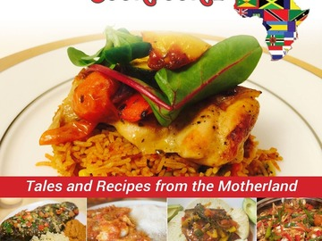 For Sale: African_Caribbean Cookbook 2: Tales & Recipes from the Motherland