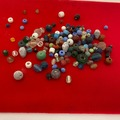 Buy Now: 10  lbs --Glass beads-- many sizes & colors-- $5.00 lb!