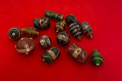 Buy Now: 4 lbs--Glass Indian Beads-- $49.99