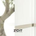 .: Paneelgordijnen voor bureau   Door Zicht