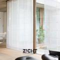 .: Paneelgordijnen voor woonkamer   Door Zicht