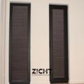 .: Raamdecoratie zonder boren   Door Zicht