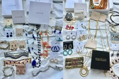 Buy Now: 50 piece Designer + Name Brand Jewelry Sample Lots