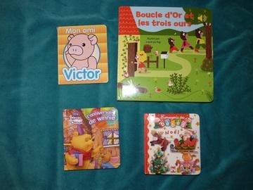 Vente: Livres bébé et jeune enfant