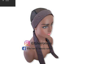 For Sale: Satin head wrap, edges laying scarf