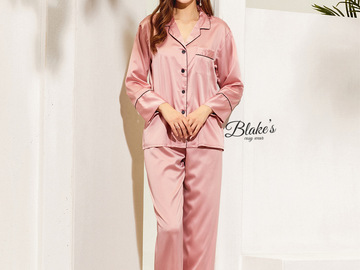 For Sale: Women pyjamas satin set