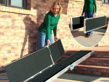 QUOTE/CONSULTATION: Portable Wheelchair Ramp | Delivered in Pickering