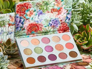 Buscando: Colourpop Garden Variety