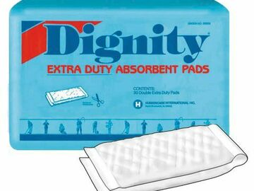 SALE: Dignity Extra Duty Pads Case/180 | Delivery in Toronto