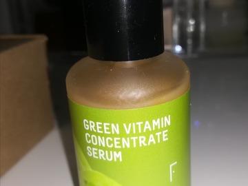 Venta: GREEN VITAMIN CONCENTRATE SERUM FRESHLY COSMETICS