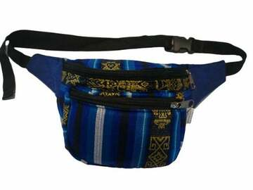Selling with online payment: Boho Fanny Pack | Festival Fanny Pack | Hippie Waist Pack