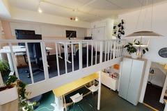 Renting out: Upeaa toimistotilaa Töölössä