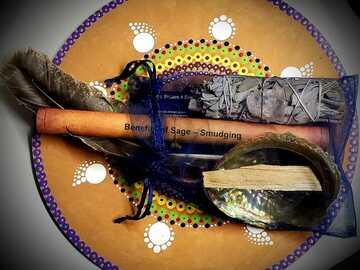 Selling with online payment: Smudging Bundle