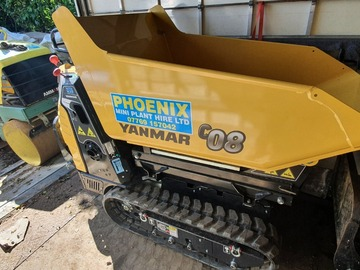 Daily Equipment Rental: Micro, mini, midi excavators. Dumpers and rollers