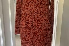 Selling: Leopard print dress