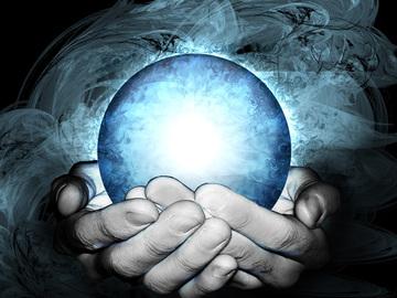 Selling: crystal ball