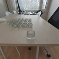 Ilmoitus: Ikea kynttilätuikku Glasig 28kpl