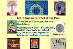 Workshop: Gowri Art Classes