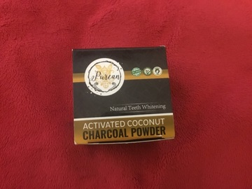Compra Ahora: 20 Purean Activated Coconut Charcoal Powder Teeth Whitening
