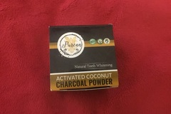 Buy Now: 20 Purean Activated Coconut Charcoal Powder Teeth Whitening