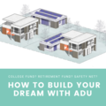 Offers: Add space with Accessory Dwelling Unit (ADU) - feasibility study