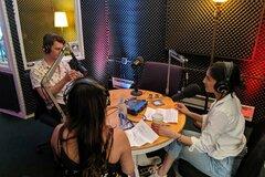 Rent Podcast Studio: Audiation - Premium Podcast Production