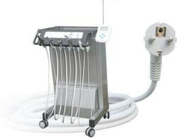 Nieuwe apparatuur: Gigadent dental units bij Direct Dental Supplies